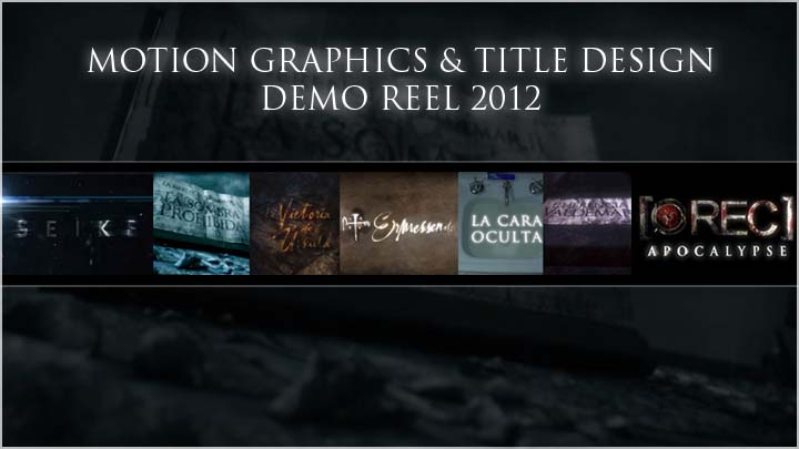 title_credits_and_motion_graphics_reel_2012_onirikal