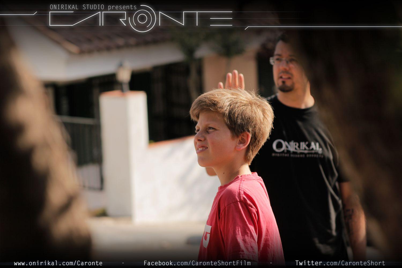 Caronte – Scifi Short Film  An Onirikal Studio VFX shortfilm